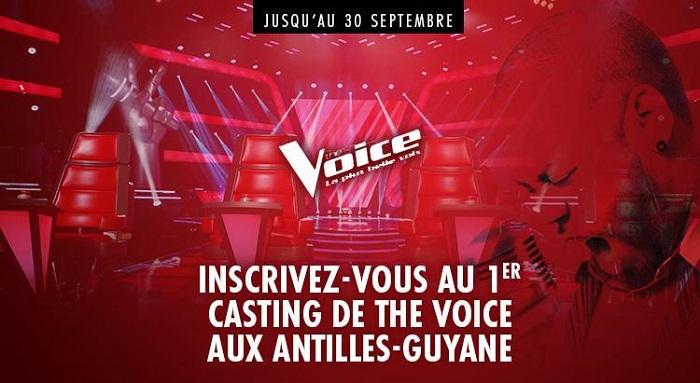 The Voice Antilles-Guyane