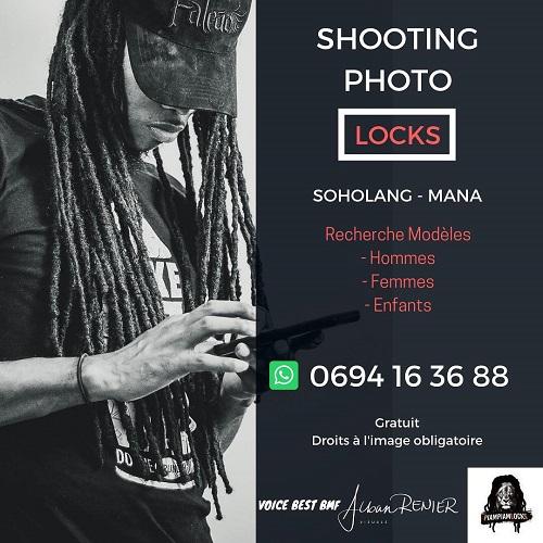 Shooting Photo avec PiampiamLocks