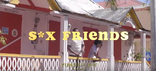 Sauce & Ken Vybz – S*x Friend (Vidéo)