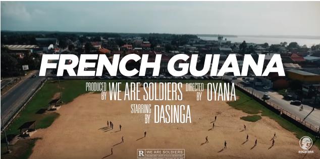 Dasinga – French Guiana (Vidéo)