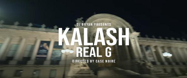 Dj Bryan & Kalash – Real G (Vidéo)