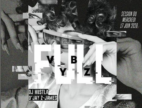 Z-James & Dj Hustla – Full Vybz Session (17.06.20)