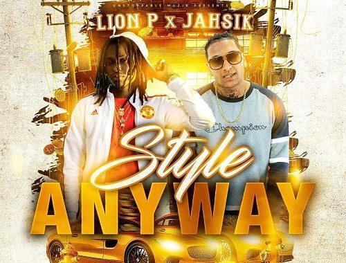 Jahsik & Lion P – Anyway (Audio)