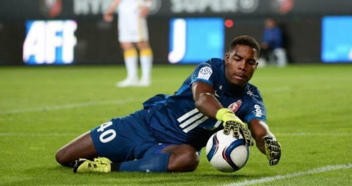 Le Guyanais Mike Maignan désormais sélectionné à l'équipe de France