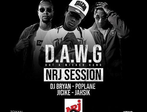 Dawg Riddim Session sur la radio «NRJ Guyane»