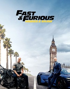 Fast & Furious : Hobbs & Shaw (Agora Guyane)