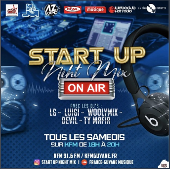 Start Up Night Mix (Dj LG & Dj LuiGi) (23.05.20)