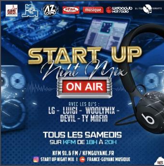 Start Up Night Mix (Dj LG & Otnip) (05.10.19)