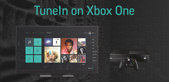 GBSRADIO sur Xbox One