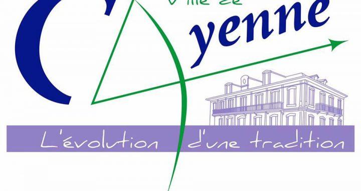 Ville de Cayenne «Installation du nouveau conseil municipal de la ville de Cayenne.»