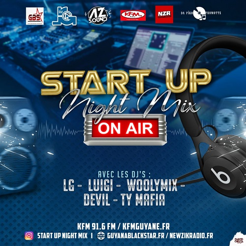 Start Up Night Mix