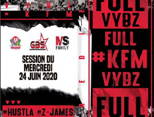 D-Jay Z-James & Dj Hustla – Full Vybz Session (24/06/20)