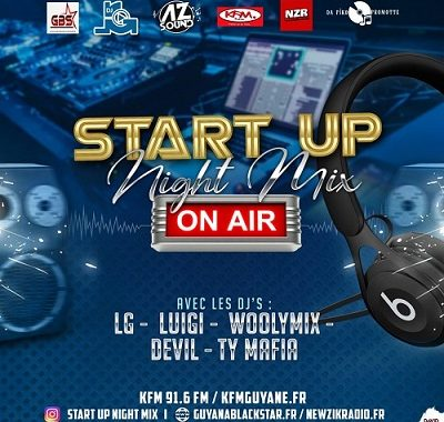 Start Up Night Mix (Dj LG) (09.01.2021)