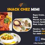 Snack Chez Mimi à Matoury