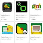 GBSRADIO disponible sur les applications