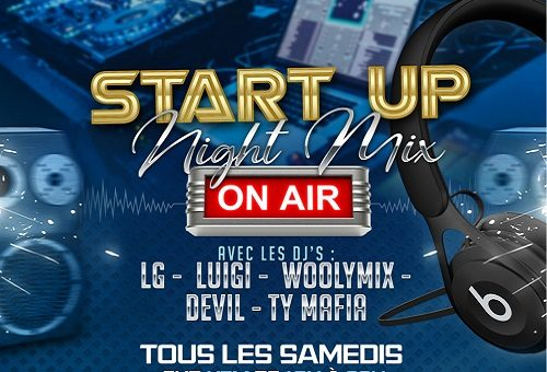 Start Up Night Mix (Dj LG & Dj Dady) (Jpey & Sikem)