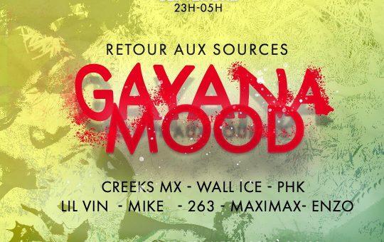 """La soirée """"Gayana Mood"""" à Toulouse"""